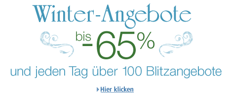 Amazon Winter Blitzangebote