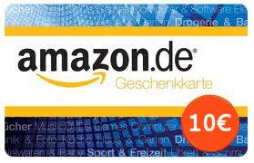 Amazon Blogger Aktion
