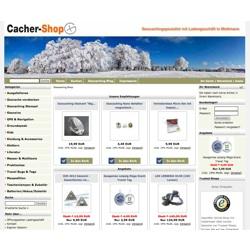 Cacher-Shop