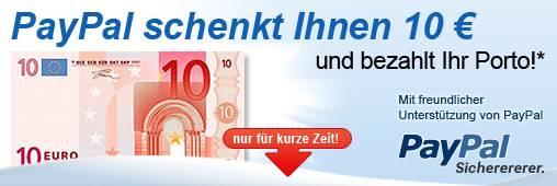Paypal Gutscheincode