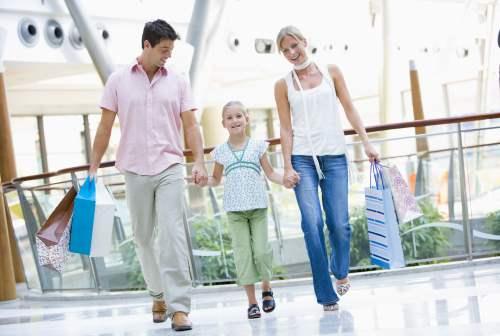 Die Dodenhof Shopping-Welt