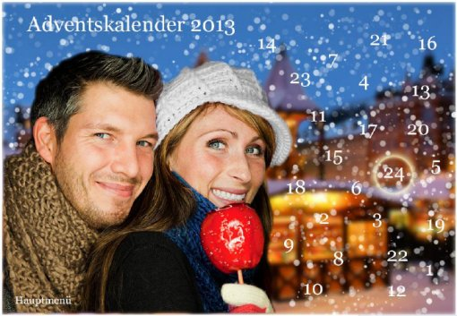 ERGO Direkt Adventskalender 2013