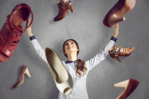 Schuh Schnäppchen