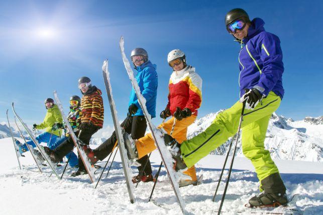 Skischule Skikurs