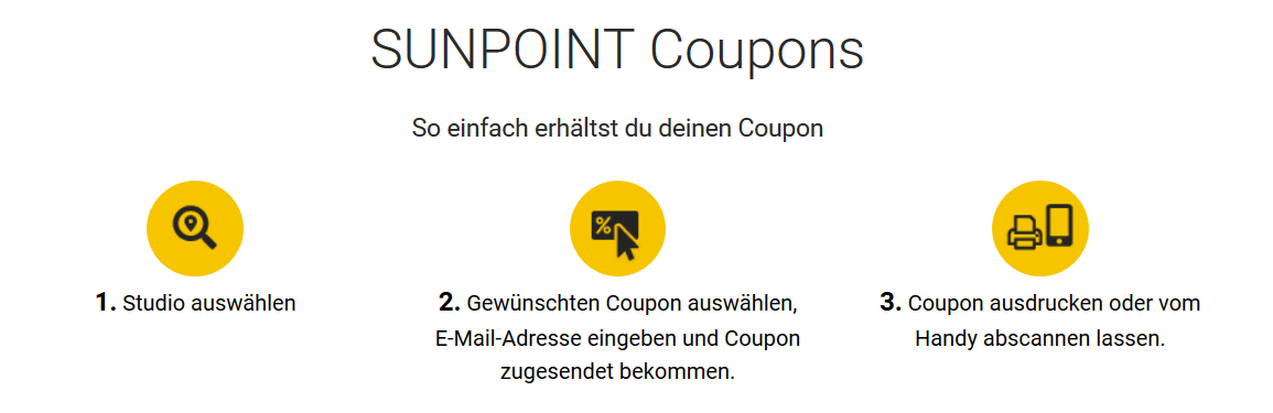 Sunpoint Coupons