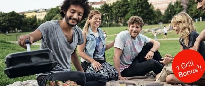 Weber Gasgrill gratis für Neukunden bei der E.ON Sommergas-Aktion