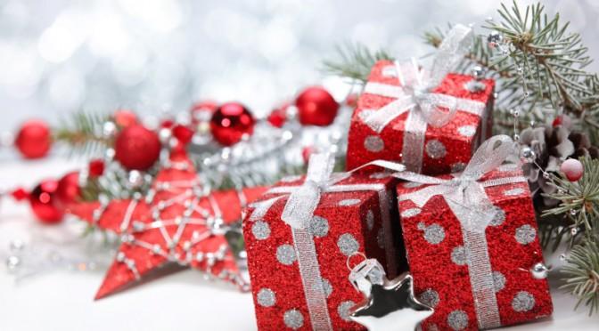 Weihnachtszeit Geschenkezeit
